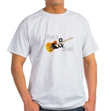 Rock and Roll Guitar T-Shirt