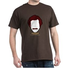 Anchorman Hair T-Shirt