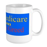 Medicare mugs Large Mugs (15 oz)