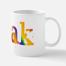 Rainbow Freak Mug