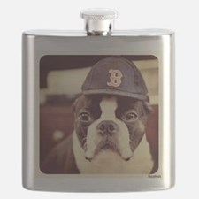 Boston Fan Flask