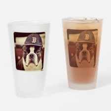 Boston Fan Drinking Glass