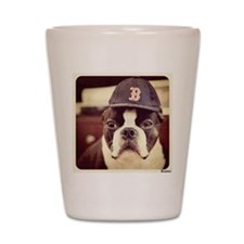 Boston Fan Shot Glass