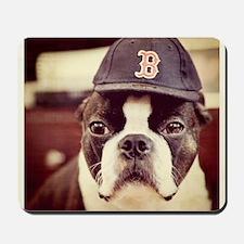 Boston Fan Mousepad