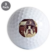 Boston Fan Golf Ball