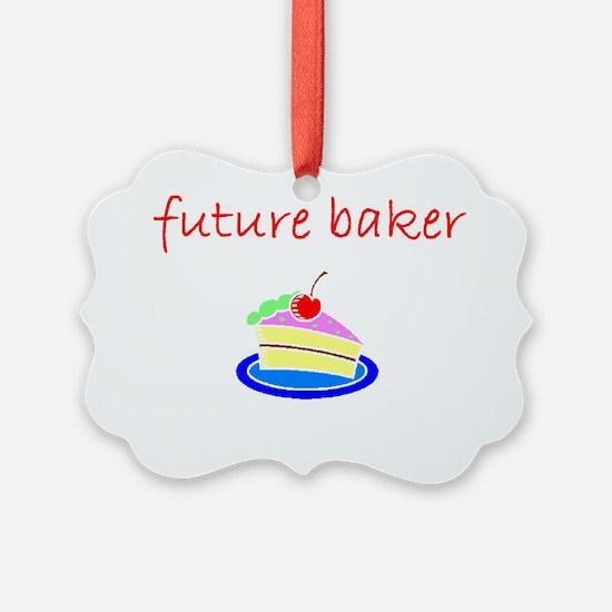 future baker Ornament