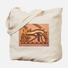 EYE of HERU Tote Bag