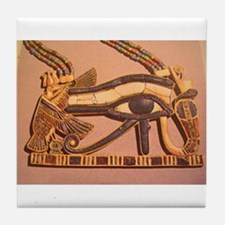 EYE of HERU Tile Coaster
