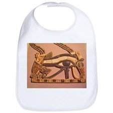EYE of HERU Bib