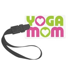 yogamom-01 Luggage Tag