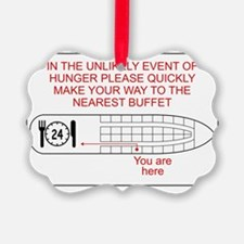 HungerEmergency Ornament