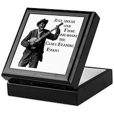 glorybeamingbanjo Keepsake Box
