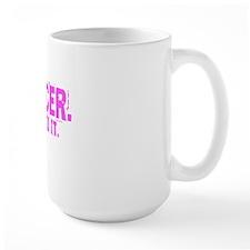 F_cancer_pink Mug