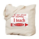 SECOND GRADE Tote Bag
