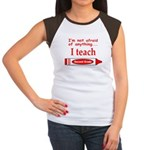 SECOND GRADE Women's Cap Sleeve T-Shirt