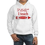 SECOND GRADE Hooded Sweatshirt
