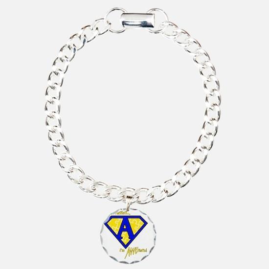 newAWEtistic - transp Bracelet