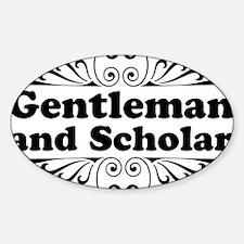 gentlemanblack Decal