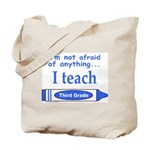 THIRD GRADE Tote Bag