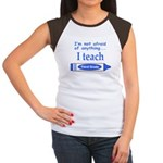 THIRD GRADE Women's Cap Sleeve T-Shirt