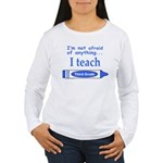 THIRD GRADE Women's Long Sleeve T-Shirt