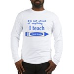 THIRD GRADE Long Sleeve T-Shirt