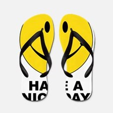 HAVEaniceday Flip Flops