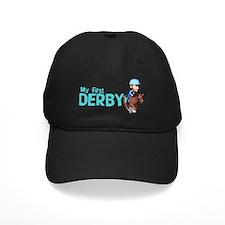 my first derby Baseball Hat