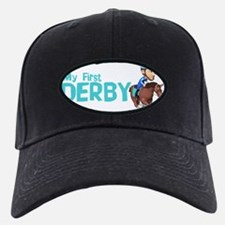 my first derby Baseball Hat