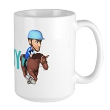 my first derby Mug