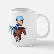 my first derby Mug