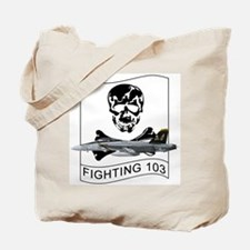 VFA-103 Jolly Rogers Tote Bag