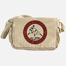 gracie bros Messenger Bag