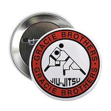 """gracie bros 2.25"""" Button"""
