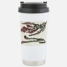 Heath and Heather Ling Stainless Steel Travel Mug
