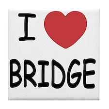 BRIDGE Tile Coaster