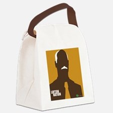 layton nation Canvas Lunch Bag