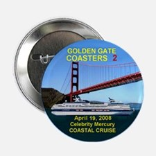 Celebrity - Mercury - Golden Gate Coaster's - Butt
