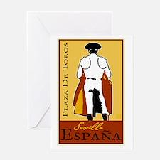 sevilla_new Greeting Card