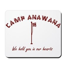 Camp Anawana Mousepad