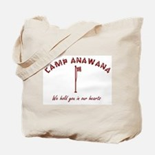 Camp Anawana Tote Bag