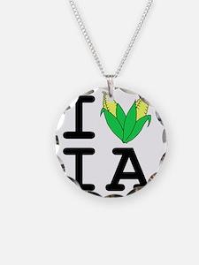 IheartIA v1 Necklace