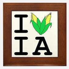 IheartIA v1 Framed Tile