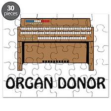 organdonor Puzzle