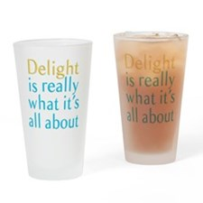 Delight Drinking Glass