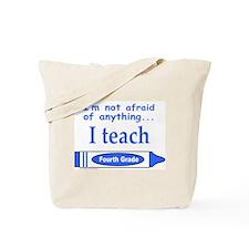 FOURTH GRADE Tote Bag