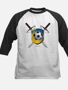 Swedish Soccer Shield Kids Jersey