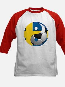 Yin Yang Sweden Kids Baseball Jersey