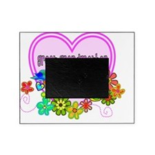 Great Grandmother Pink Heart Picture Frame