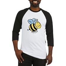 Wobbly Bee Baseball Jersey